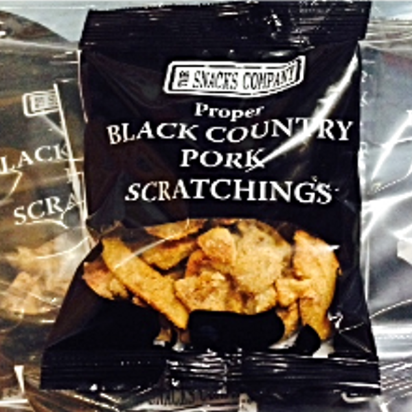 BLACK COUNTRY PORK SCRATCHINGS