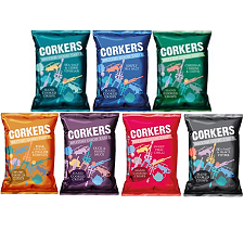 CORKERS MIXED CASE
