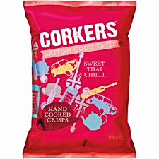 CORKERS SWEET THAI CHILLI
