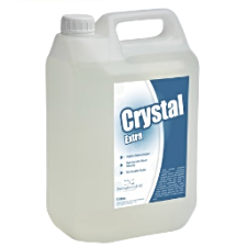CRYSTAL EXTRA GLASS WASH CASE 2x5ltr