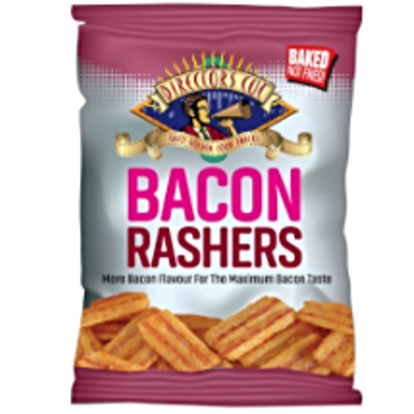 DIRECTORS CUT BACON RASHERS