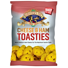 DIRECTORS CUT CHEESE & HAM TOASTIES **SAVE£2**