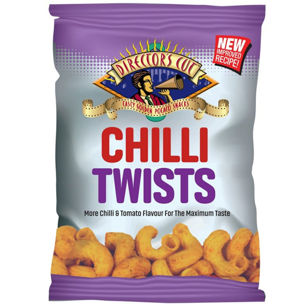 DIRECTORS CUT CHILLI TWISTS