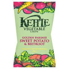 KETTLE VEGETABLE CHIPS