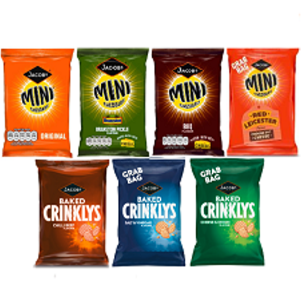 MINI CHEDDARS GRAB BAG MIXED