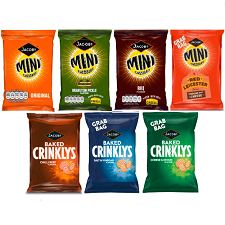 MINI CHEDDARS MIXED