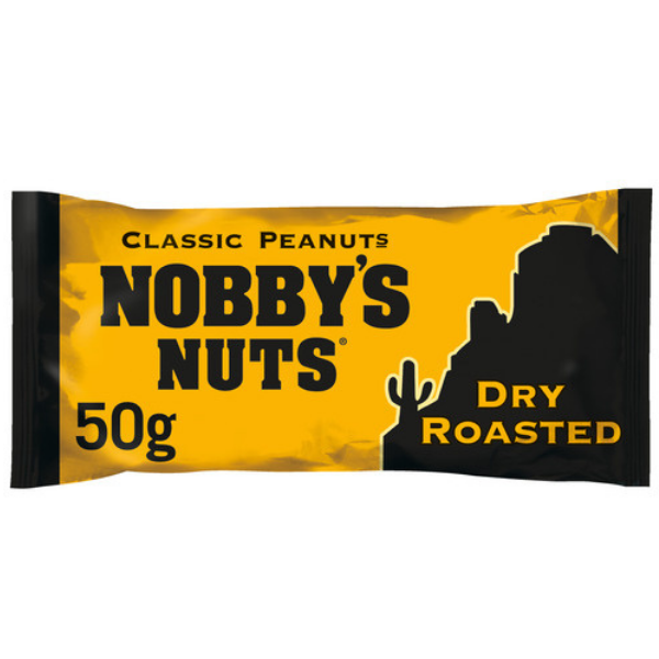 NOBBY'S DRY ROASTED NUTS