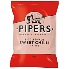 PIPERS BIGGLESWADE SWEET CHILLI