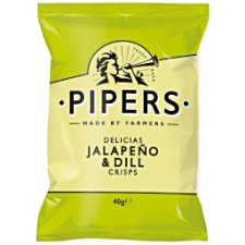 PIPERS DELICIAS JALAPENO & DILL