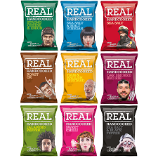 REAL CRISPS MIXED CASE 24