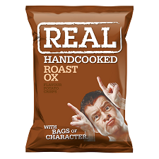 REAL ROAST OX 35g