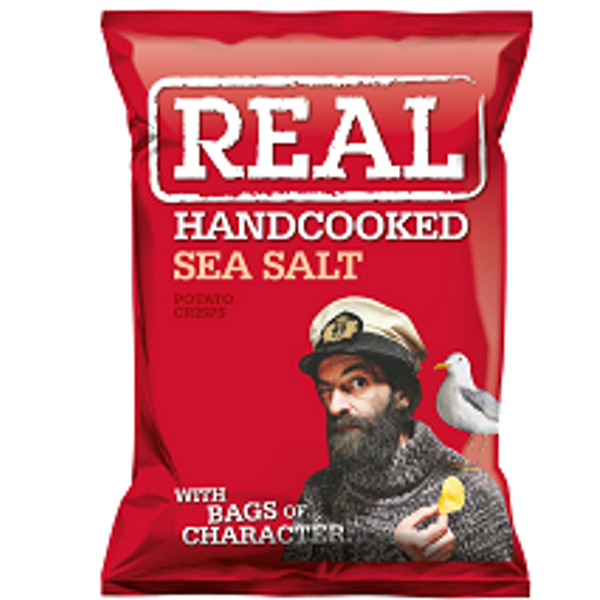 REAL SEA SALT 35g
