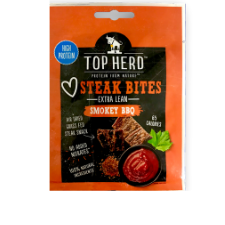 SMOKEY BBQ STEAK BITES -  EXTRA LEAN